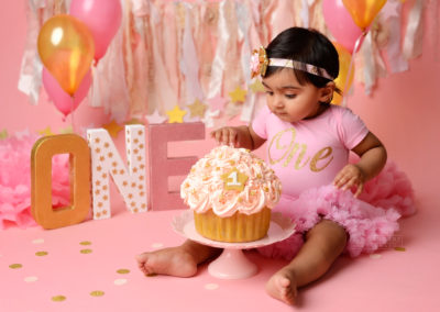 Cake Smash Photography, First Birthday Photography, A&T Gancarz Photography