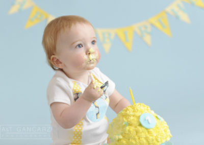Cake Smash Photography Manchester, 1st Birthday Sessions Cheshire