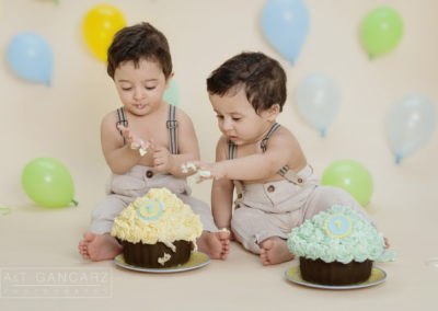 Cake Smash, The Cake, A&T Gancarz Photography
