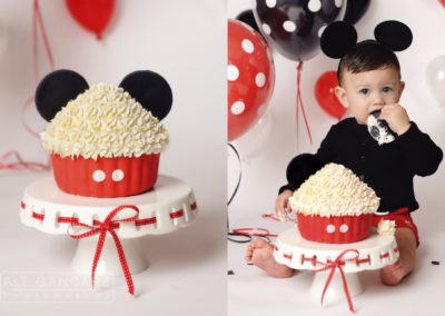 Cake Smash Photography Manchester