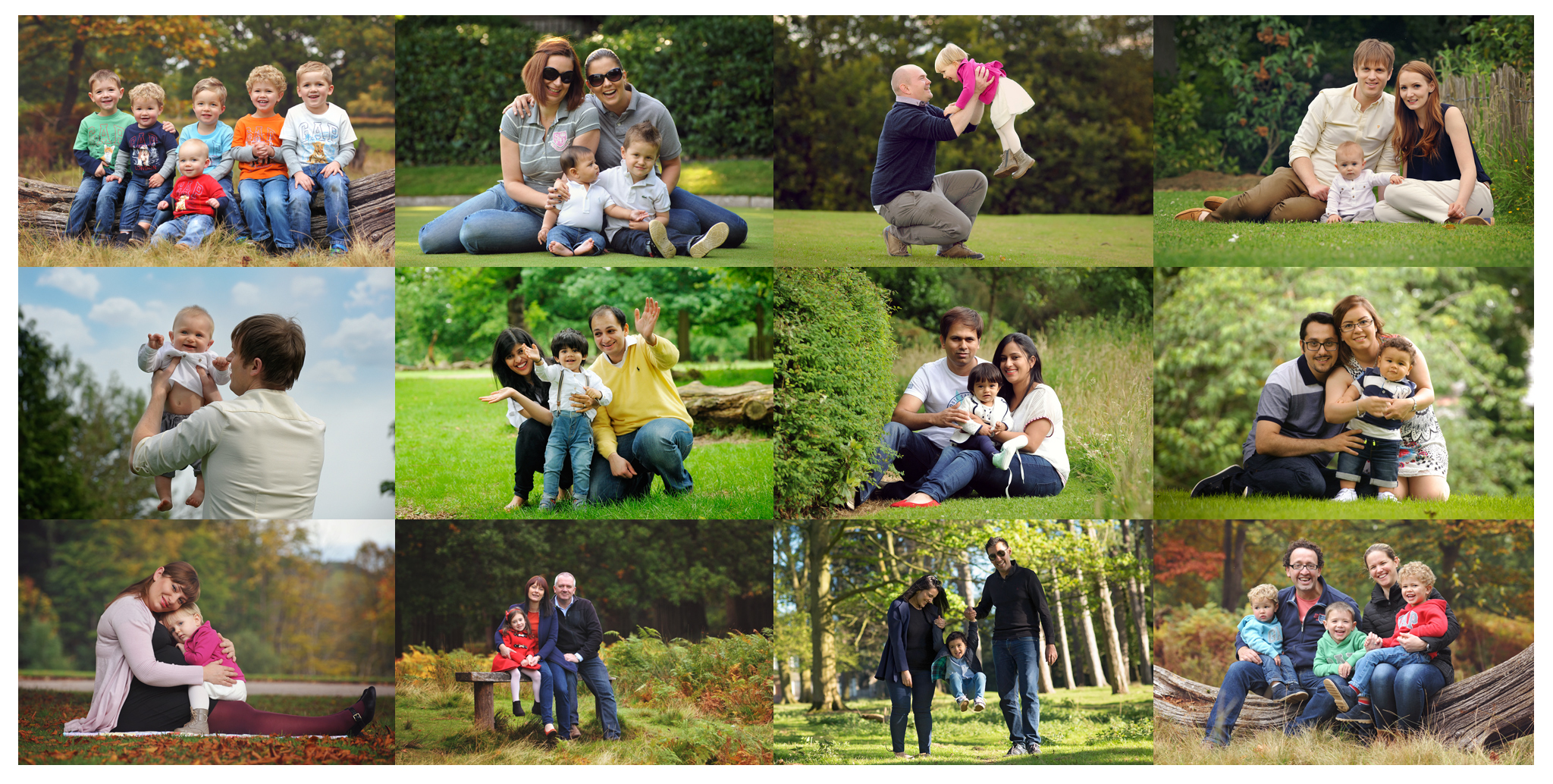 Family Photography Packages, A&T Gancarz Photography