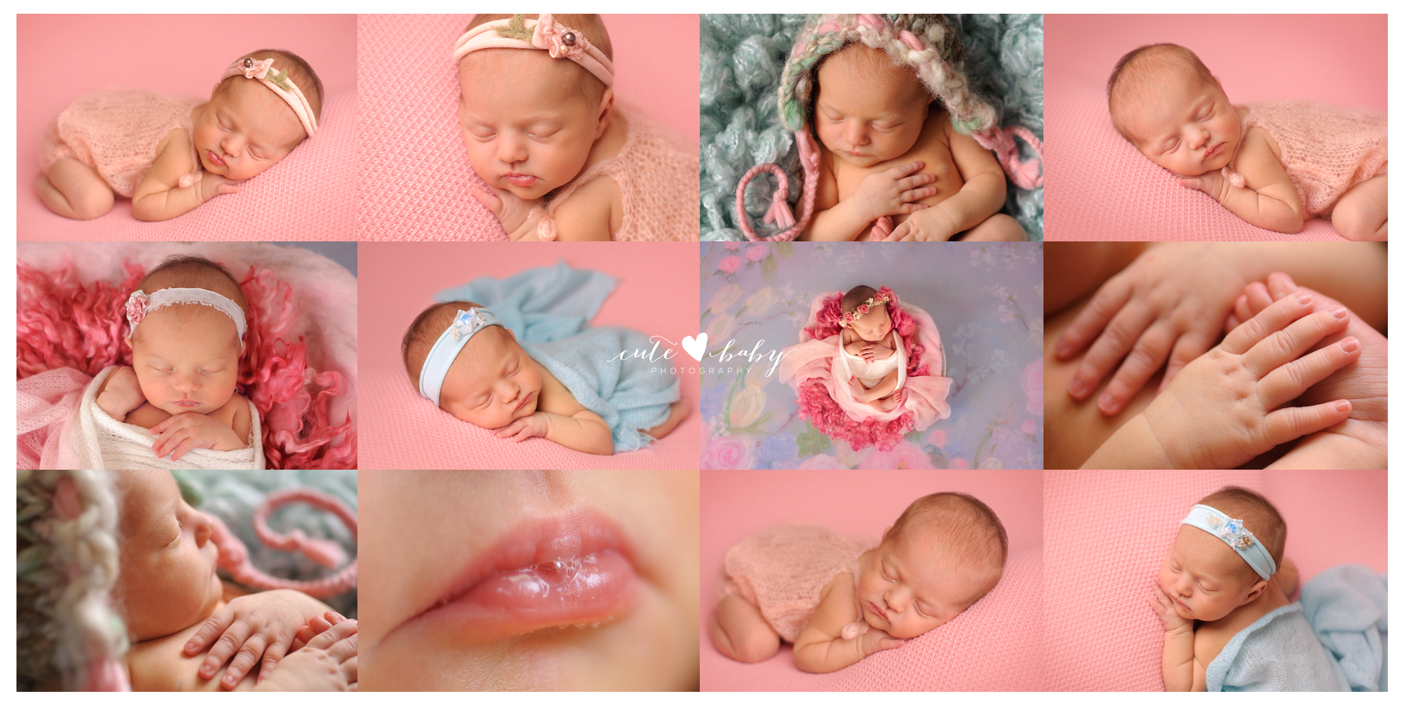 Newborn Photography Packages, Cute Baby Photography, Aneta Gancarz